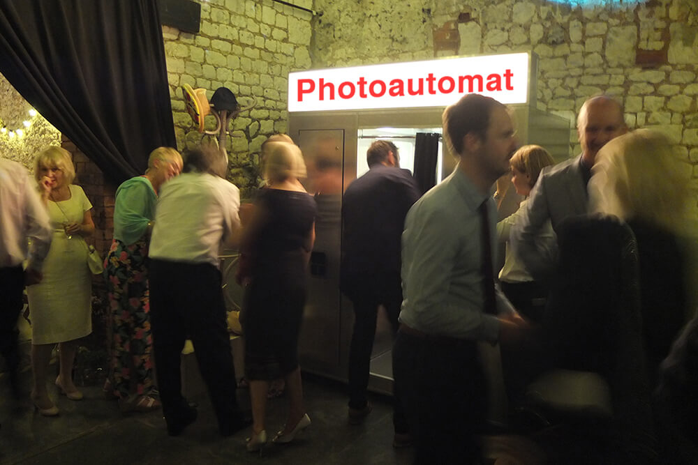 Wedding Photoautomat